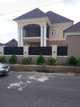 Well Finished & Luxury 4 Bedrooms Fully Detached Duplex with Servant Quarters, Mabglobal Estate, Gwarinpa Estate, Gwarinpa, Abuja, Detached Duplex for Rent