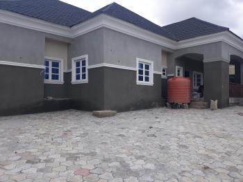 Brand New 4 Bedroom Fully Detached Bungalow with Domestic Quarters Space, Mabglobal Estate Beside Efab Metropolis Estate, Gwarinpa, Abuja, Detached Bungalow for Sale
