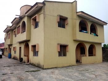 Building Of4 Unit of 3 Bedroom Apartments, Obadore, Igando, Ikotun, Lagos, Block of Flats for Sale