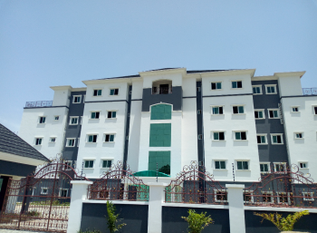 a Brand New Building of 13units of 2/3bedrooms Flats. Each with a Maids Room Attached. with 4 Floors and Penthouse., Katampe Extension, Katampe, Abuja, Block of Flats for Sale