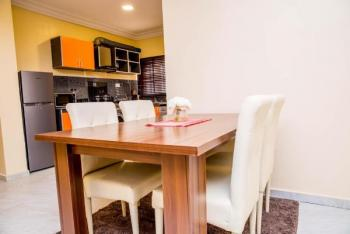 New and Letting Is a Luxury 3 Bedrooms Apartment, Garki, Abuja, Flat Short Let