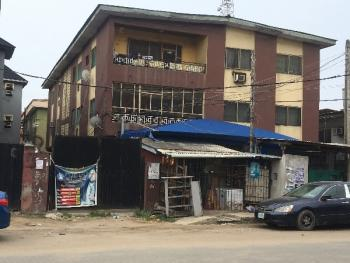 Block of 6 Units of 3 Bedroom Flat on a Full Plot of Land, Adetola, Aguda, Surulere, Lagos, House for Sale