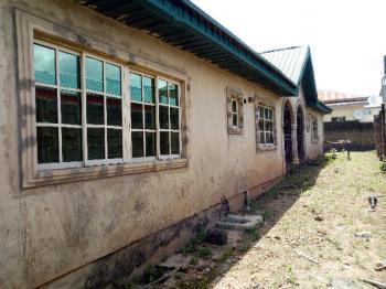 Modern Twin Flats, Road 1, Zionist Estate Off Akala Express, Challenge, Ibadan, Oyo, Detached Bungalow for Sale