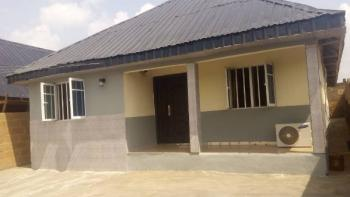 Neat and Tastefully Finished Bungalow of 3 Bedrooms on Half Plot of Land, Isebo, Off Ibadan-ife Expressway, Alakia, Ibadan, Oyo, Detached Bungalow for Sale