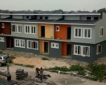 4 Bedroom Terrace Duplex, Wealth Land Green, Oribanwa, Ibeju Lekki, Lagos, Semi-detached Duplex for Sale
