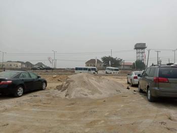 Land, Dpkay Along The Lekki-epe Expressway, Adjacent Shoprite, Sangotedo, Ajah, Lagos, Commercial Land for Sale