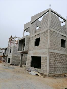 Fully Finished 7 Bedroom-villa with Basement, Wuye, Abuja, Detached Duplex for Sale