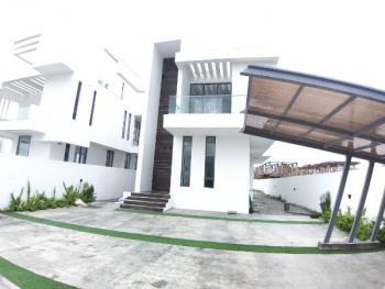 Unique and Captivating 5 Bedroom Detached House, Osapa, Lekki, Lagos, Detached Duplex for Rent