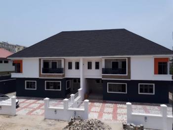 Newly Built 5 Bedroom Semi-detached Duplex, Behind Prime Water Gardens, Lekki Phase 1, Lekki, Lagos, Semi-detached Duplex for Sale