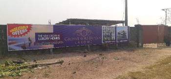 Plots of Land on The Main Road, Along Lekki-epe Expressway, Lakowe, Ibeju Lekki, Lagos, Residential Land for Sale