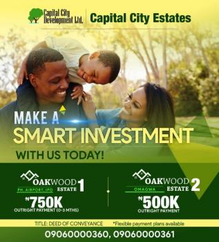 Plot of Lands, Airport Road, Omagwa, Port Harcourt, Rivers, Mixed-use Land for Sale
