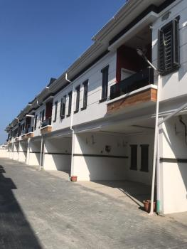 Brand New 4 Bedroom Terrace Duplex with Children Play Area, Lafiaji, Lekki, Lagos, Terraced Duplex for Rent