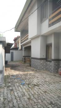 Block of 4 Flats Comprises of 3 Bedrooms Each with 4 Bedrooms Bq , Security House ,well Tared with Good Drainage in an Estate, in an Well Secured Estate, Adeniyi Jones, Ikeja, Lagos, Block of Flats for Sale