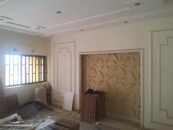 Clean Two Bedroom Flat, Behind Eco Bank, Jabi, Abuja, House for Rent