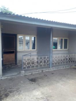 Well Maintained 4 Bedroom Bungalow and a Large Space, Adeniran Ogunsanya, Surulere, Lagos, Detached Bungalow for Rent