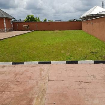 a 5bedroom Bungalow Sitting on 3 Plots of Land, Yenagoa, Bayelsa, Detached Bungalow for Sale