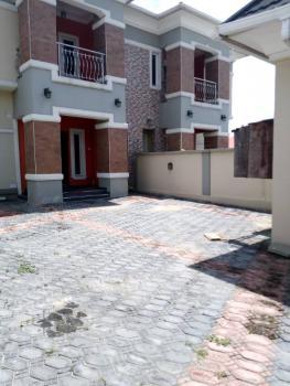 4 Bedroom Duplex with a Bq, Igbo Efon, Lekki, Lagos, Semi-detached Duplex for Rent