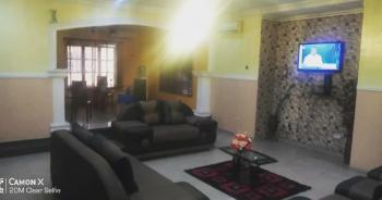 Executive 4 Bedroom Fully Detached & Furnished Duplex, Behind Bori Camp Barracks, Psychiatric Road, Rumuigbo, Port Harcourt, Rivers, Detached Duplex for Rent
