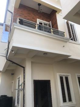 Nicely Built 4 Bedroom Semi Detached Duplex +1rm Bq, Chevron Lekki, Lekki, Lagos, Semi-detached Duplex for Sale