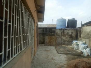 Bungalow on a Plot of Land, Makoko, Yaba, Lagos, Detached Bungalow for Sale