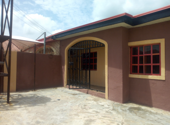 Newly Renovated 2 Bedroom Semi Detached Bungalow with a Room Bq, Lugbe District, Abuja, Semi-detached Bungalow for Sale