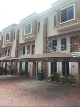Luxury 4 Bedroom Terrace Duplex with Maids Room, Ikate Elegushi, Lekki, Lagos, Terraced Duplex for Rent