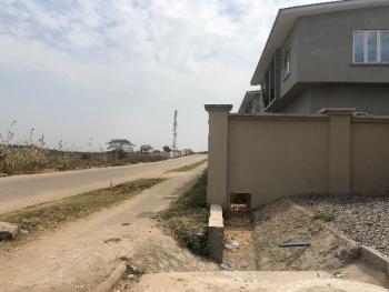 4 Bedroom Terrace Duplex, Turkish Nizamiye Hospital, Beside Life Camp, Karmo, Abuja, Terraced Duplex for Sale