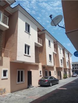 4 Bedroom Terrace Duplex with Bq, Ikate Elegushi, Lekki, Lagos, Terraced Duplex for Rent