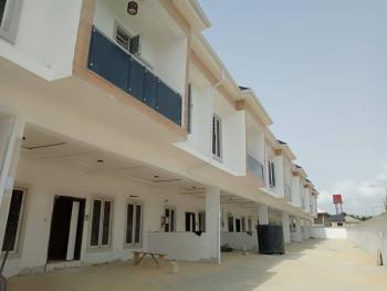 Fully Serviced Brand New 4 Bedroom Terrace Duplex, After Chevron Toll, Lafiaji, Lekki, Lagos, Terraced Duplex for Rent