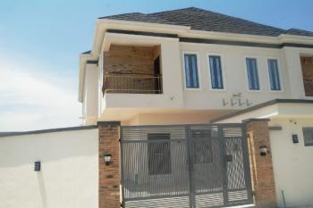 4 Bedrooms Luxury Semi Detached Duplex with a Room Bq, Ikota Villa Estate, Lekki, Lagos, Semi-detached Duplex for Sale