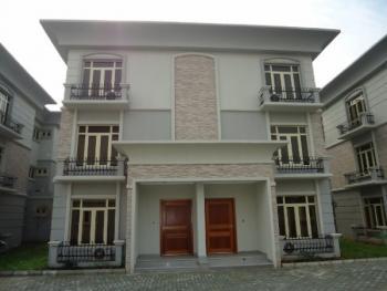 Luxury 4 Bedroom Semi-detached Duplex with Excellent Facilities, Off Alexander Avenue, Old Ikoyi, Ikoyi, Lagos, Flat for Rent