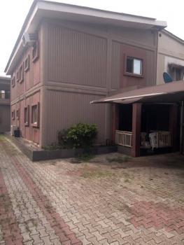 4 Bedroom Semi Detached, Dolphin Estate, Ikoyi, Lagos, Detached Duplex for Rent