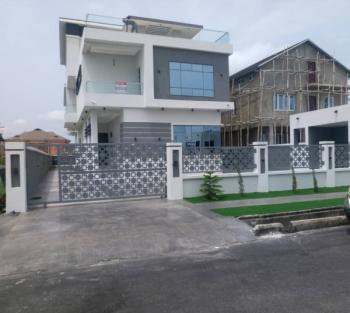 Brand New Contemporary 5 Bedroom Detached House, Pinnock Beach Estate,, Osapa, Lekki, Lagos, House for Sale