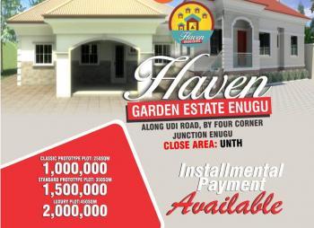 Haven Garden Estate Enugu, Along Udi Road By Four Corner Junction, Udi, Enugu, Residential Land for Sale
