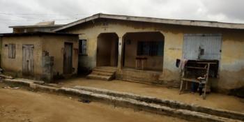 12 Rooms Tenement House on a Plot of Land, Adetola Street, Ojokoro, Ijaiye, Lagos, House for Sale