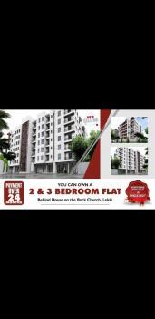 Luxury 3 Bedroom Apartment with Bq, Spar Road, Ikate Elegushi, Lekki, Lagos, Mini Flat for Sale