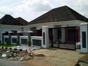 Fantastic Brand New 3 Bedroom Semi Detached Bungalow with a Room Bq., Andk Kan Beulah Estate, Gwarinpa Estate, Gwarinpa, Abuja, Semi-detached Bungalow for Sale