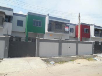 4 Bedroom Terrace Duplex with Bq, Ologolo, Lekki, Lagos, Terraced Duplex for Sale