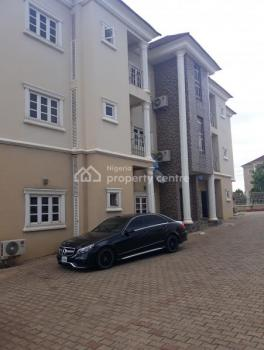 Luxurious and  Fully Serviced 2 Bedroom Flat with a Self Contained Bq Attached, in a Serene and  Well Secured Estate, Utako, Abuja, Flat for Rent