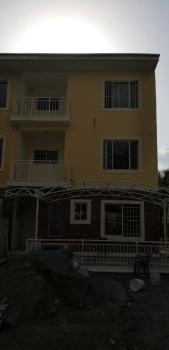 Terrace Duplex: Well Renovated and Well Located Corner Piece 4 Bedroom with 2 Sitting Rooms and a Bq, Utako, Abuja, Terraced Duplex for Sale