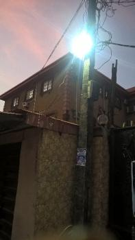 Room Self Contained for Rent Wit Easy Access to 3rd Mainland Bridge, Damole Street, Bariga, Shomolu, Lagos, Self Contained (single Rooms) for Rent