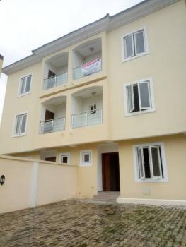 Well Finished 4 Bedroom Semi Detached House, Parkview, Ikoyi, Lagos, Semi-detached Duplex for Sale