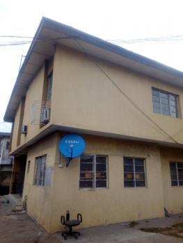 4 Units of 3 Bedroom Flats, Off Adegbola Street, Onigbonbo, Ikeja, Lagos, Flat for Sale