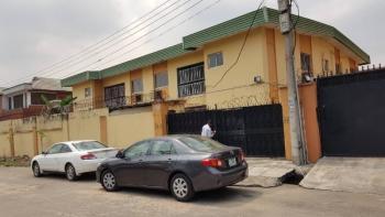 Spacious 4 Units of 3 Bedroom Flats with Boys Quarter, Akora Estate, Adeniyi Jones, Ikeja, Lagos, Block of Flats for Sale