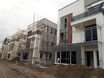 Newly Build 8 Unit of 5 Bedroom Finished Duplex with a Bq   ., Ikeja Gra, Ikeja, Lagos, Detached Duplex for Sale