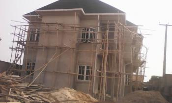 80% Complete Flats for Sale Distress, Ebute, Ikorodu, Lagos, Block of Flats for Sale