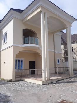 Porsche Designed & Classic 5 Bedrooms Fully Detached Duplex with Servant Quarters, Ipent 7 Estate, Gwarinpa, Abuja, Detached Duplex for Rent
