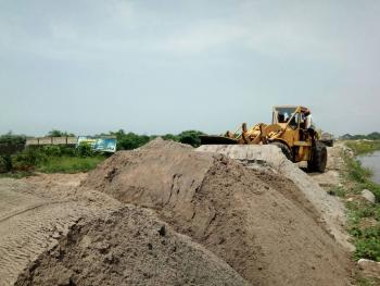 Land in Hectares, Diamond Estate, Sangotedo, Ajah, Lagos, Residential Land for Sale
