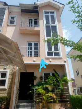 Fully Furnished 4 Bedroom Terrace Duplex, Fully Furnished with Furniture. Secured, Life Camp, Gwarinpa, Abuja, Terraced Duplex for Sale