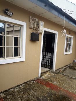 Luxury Spacious Newly Built Mini Flat with 2 Toilets, Canan Estate By Blenco Supermarket, Sangotedo, Ajah, Lagos, Mini Flat for Rent